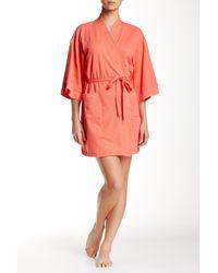 N Natori | Pink Aura Robe | Lyst