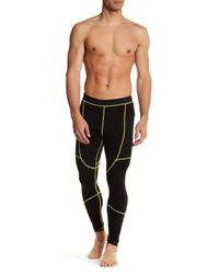 Revo | Black Lux Base Layer Pant for Men | Lyst