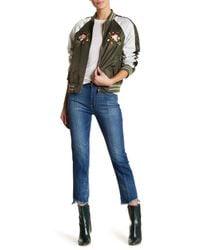 Siwy | Blue Becca Straight Leg Jean | Lyst