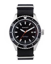 Gant - Black Men's Seabrook Military Casual Watch for Men - Lyst