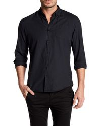 Woolrich   Multicolor Long Sleeve Fitted Woven Shirt for Men   Lyst