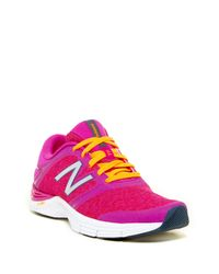 New Balance | Pink 711 Training Sneaker - Wide Width Available | Lyst