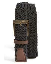 Ted Baker | Blue Woven Elastic Belt for Men | Lyst