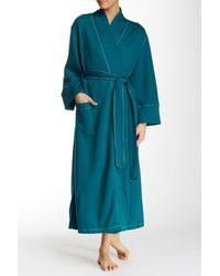 Natori - Blue Banu Robe - Lyst