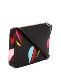 Fossil | Black Dawson Mini Crossbody | Lyst
