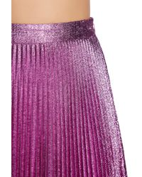 Zac Zac Posen - Purple Abigail Skirt - Lyst