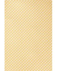 John W. Nordstrom - Yellow (r) Dot Silk Bow Tie for Men - Lyst