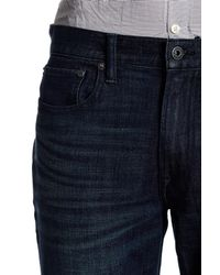 """Lucky Brand - Blue Heritage Slim Fit Jeans - 30-36"""" Inseam for Men - Lyst"""