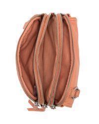Liebeskind Berlin - Multicolor Maikef Vintage Leather Crossbody Bag - Lyst