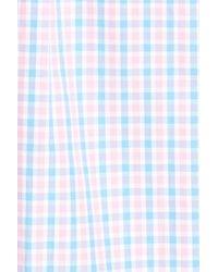 Vineyard Vines - Blue Saddle Bay Tucker Classic Fit Check Sport Shirt for Men - Lyst