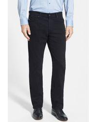 AG Jeans | Black Graduate Tailored Leg Pants for Men | Lyst