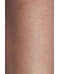 Donna Karan - Black 'ultra Sheer' Control Top Pantyhose - Lyst