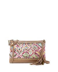 The Sak - Multicolor Gyp Leather Convertible Clutch - Lyst