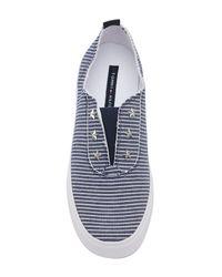 Tommy Hilfiger - Blue Parsin Sneaker - Lyst