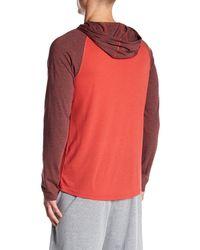 Reebok - Multicolor Colorblock Hooodie for Men - Lyst
