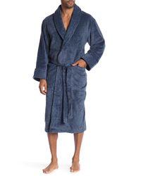 Daniel Buchler - Blue Heather Soft Robe for Men - Lyst