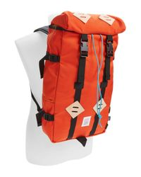 Topo Designs | Orange Klettersack Bag for Men | Lyst