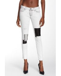 Siwy - Multicolor Hannah Distressed Skinny Jean - Lyst