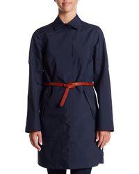 Helly Hansen - Blue Embla Dress Coat - Lyst