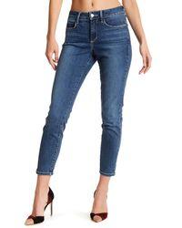 NYDJ - Blue Clarissa Skinny Ankle Jean - Lyst