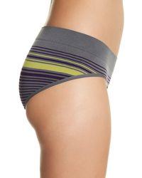 DKNY - Multicolor Energy Seamless Bikini - Lyst