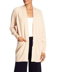 Vince - Natural Sunday Cardigan - Lyst