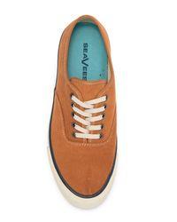 Seavees Brown Legend Sneaker for men