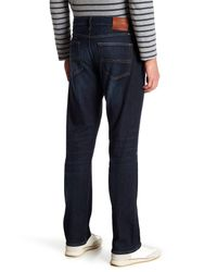 Lucky Brand - Blue 121 Heritage Slim Fit Jeans for Men - Lyst