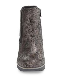 Wolky - Multicolor Basky Wedge Boot - Lyst