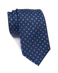 Nautica - Blue Alder Neat Tie for Men - Lyst