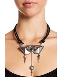 House of Harlow 1960 - Metallic Ayita Statement Necklace - Lyst