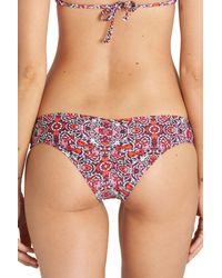 Billabong | Multicolor Del Rey Hawaii Lo Bikini Bottoms | Lyst