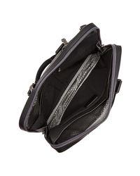 Tumi - Black Alpha Bravo Andrews Slim Briefcase for Men - Lyst