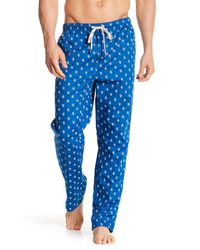 Original Penguin - Blue Single Woven Pants for Men - Lyst