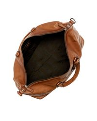Frye - Brown Ben Artisan Leather Duffle for Men - Lyst