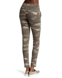 Democracy - Multicolor Ab Technology Camo Skinny Jeans - Lyst