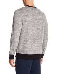 2xist | Gray Lounge Sweatshirt for Men | Lyst