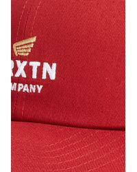 Brixton - Red Peabody Ball Cap for Men - Lyst