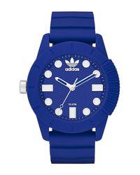 Adidas - Blue Unisex Quartz Watch for Men - Lyst