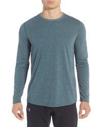 Under Armour - Green Threadborne Performance T-shirt for Men - Lyst