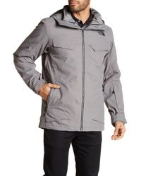 The North Face | Gray Initiator Thermoball Triclimate Jacket for Men | Lyst