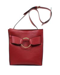 London Fog - Red Ryder Faux Leather Bucket Bag - Lyst