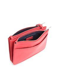 Matt & Nat - Pink Gil Vegan Leather Crossbody Bag - Lyst