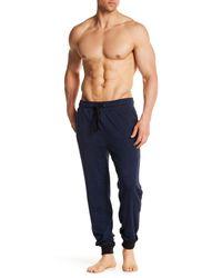 2xist - Blue Lounge Jogger Pant for Men - Lyst