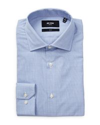 Jack Spade - Blue Thompson Trim Fit Woven Shirt for Men - Lyst