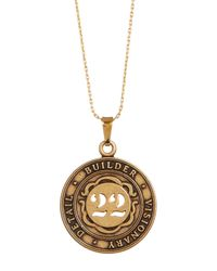 ALEX AND ANI - Metallic Numerology Number 22 Charm Adjustable Necklace - Lyst