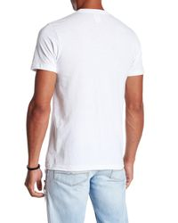 Volcom - White Stone True To This Graphic Tee for Men - Lyst