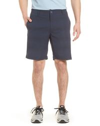 Travis Mathew - Blue Tepic Shorts for Men - Lyst