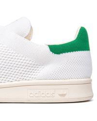 Adidas Originals - Multicolor Stan Smith Og Primeknit In Vintage White/fairway for Men - Lyst