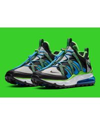 2b7f5449a087 Nike Air Max 270 Bowfin in Green for Men - Lyst